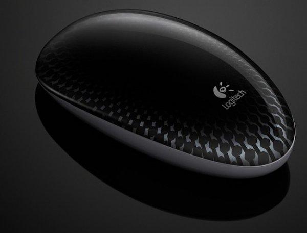 Logitech Touch Mouse M600 raton