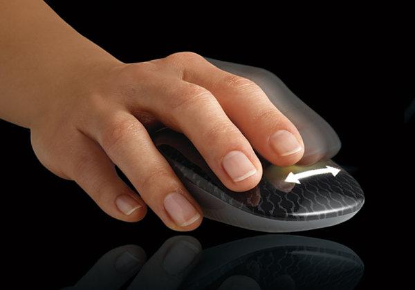 Logitech Touch Mouse M600 raton tactil