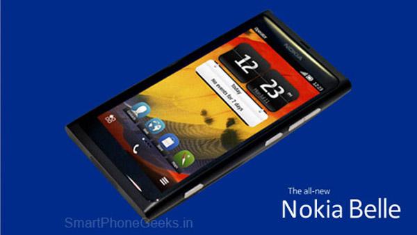 Nokia 801