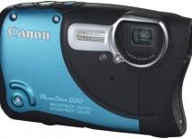 Canon PowerShot D20 camara compacta deporte
