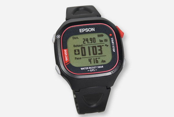 epson gps sports watch
