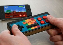 iCade 8-Bitty mando ipad
