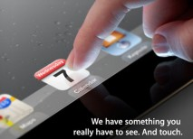 iPad 3 presentacion