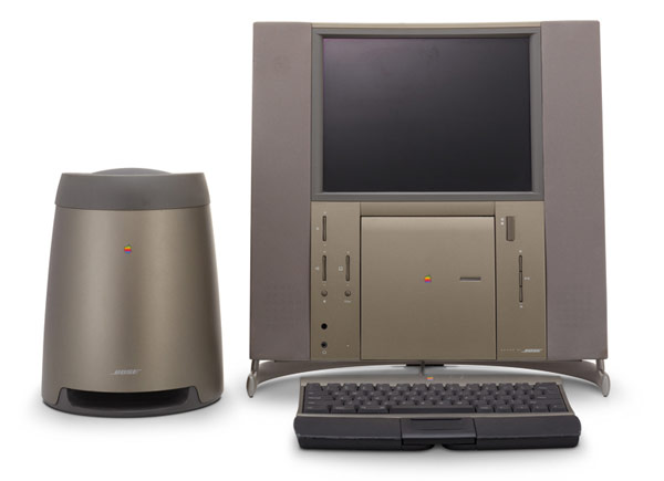 Mac commemorativo del 20 aniversario