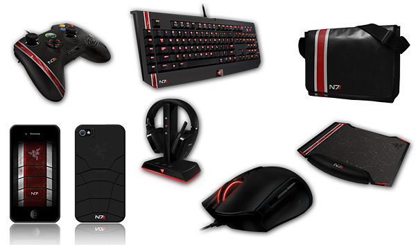 Razer Mass Effect 3