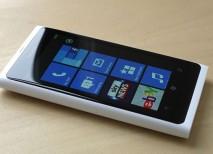 Nokia Lumia 800 blanco
