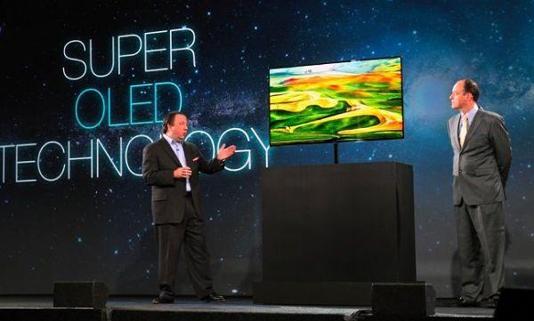 Samsung confirma que su súper TV de 55 pulgadas estará disponible esta primavera