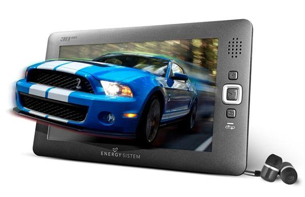 Energy 3D HD Media Player