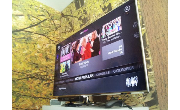 Xbox con Iplayer