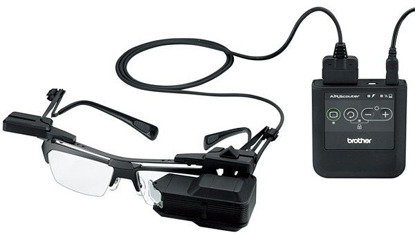 Brother AirScouter WD-100G