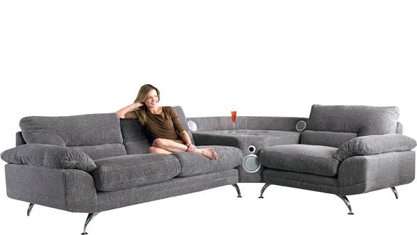 Sound Sofa
