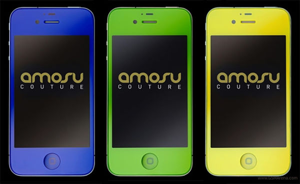 iPhone 4S color series