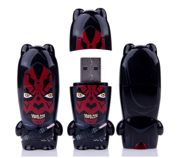 Hooded Darth Maul