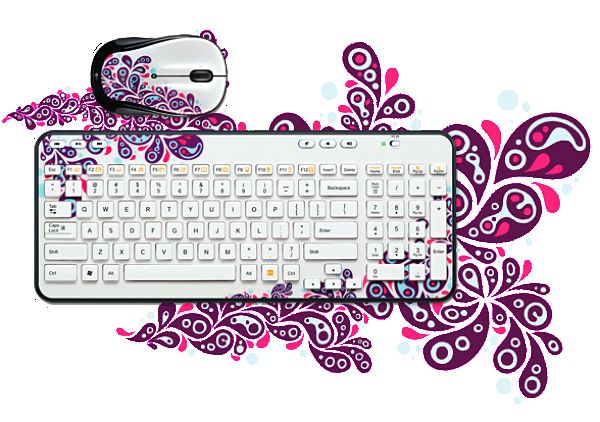 Logitech Global Graffiti Collection