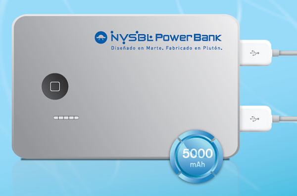 Nvsbl PowerBank