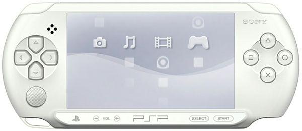 PSP E-1000 Ice White