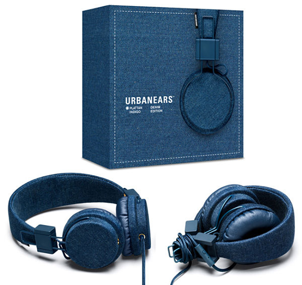 Urbanears Plattan Denim Edition