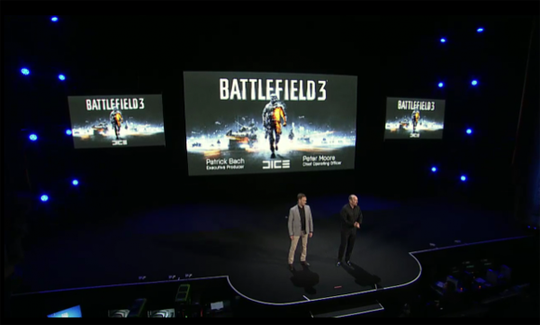 EA conferencia E3
