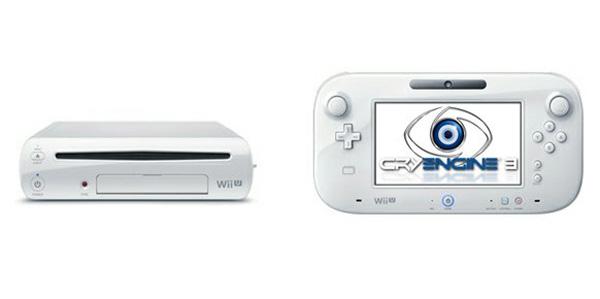 Wii U y Crytek
