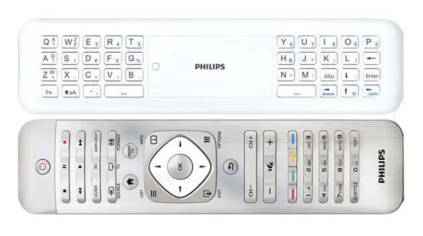 Philips Smart TV 8007K-mando