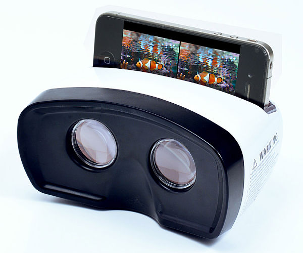 Sanwa 3D iPhone Viewer
