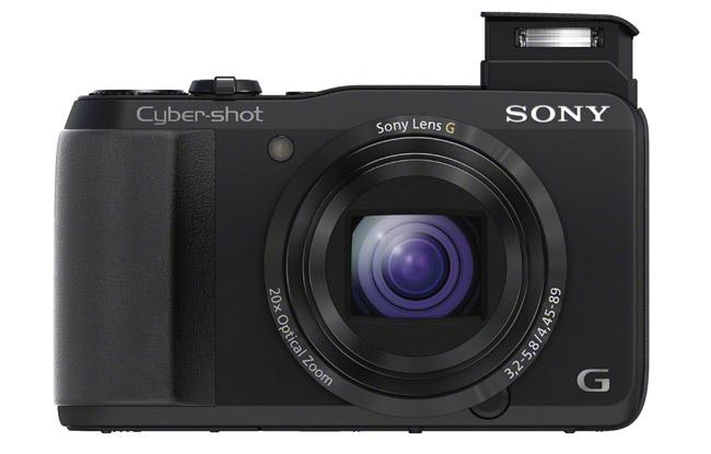Sony Cyber-shot XH20