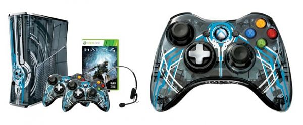 Xbox 360 edicion limitada Halo 4