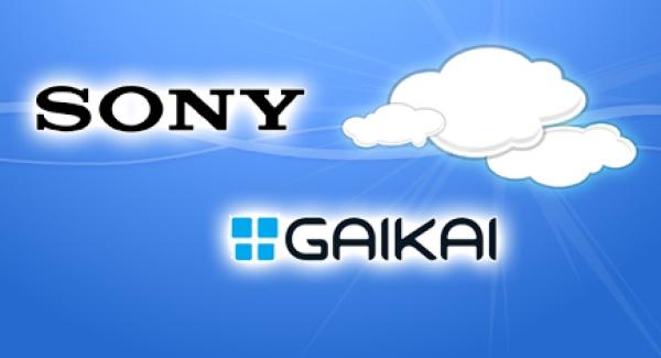 Sony y Gaikai