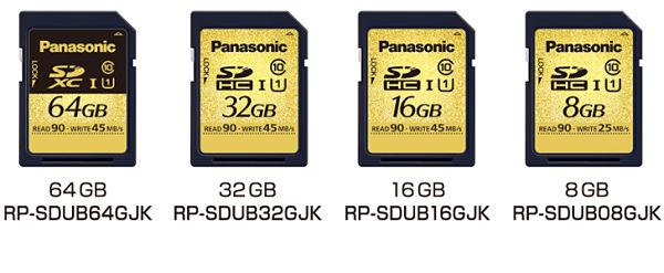 Panasonic SDUB-SDAB
