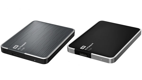 Western Digital My Passport Edge 2