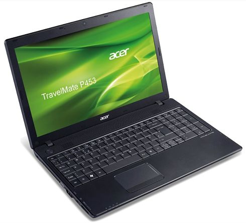 Acer TravelMate P453 portatil