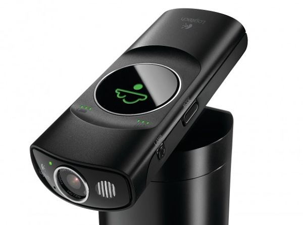 Logitech Broadcaster Wi-Fi Webcam