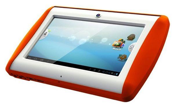MEEP tablet niños