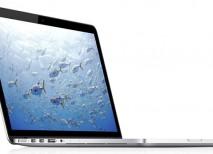 Nuevo MacBook Pro con pantalla Retina de 13 pulgadas