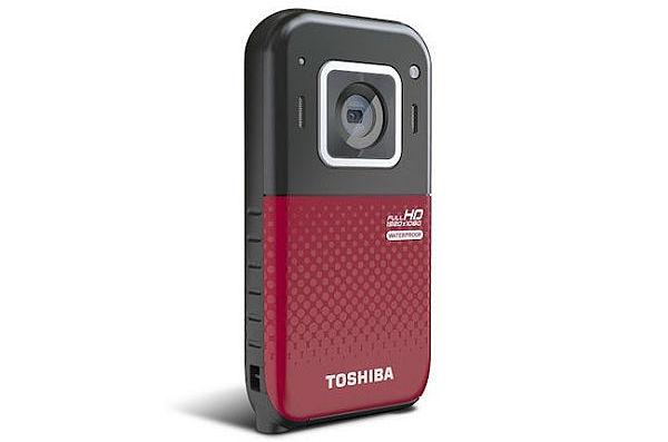 Toshiba Camileo BW20 videocamara