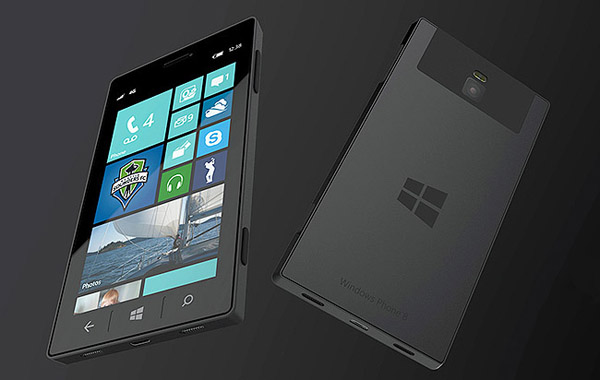 Microsoft smartphone Surface