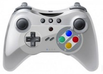 Wii U Pro Controller Super Nintendo