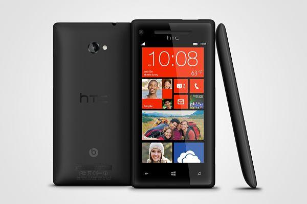 HTC 8X vodafone
