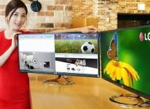 LG EA93 monitor