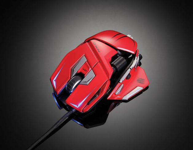 Mad Catz-RAT colores