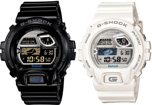 Casio G-SHOCK Reloj Bluetooth