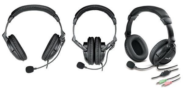 Genius HS-510x auriculares
