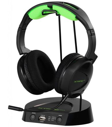 Sharkoon X-Tatic Air auriculares gamer
