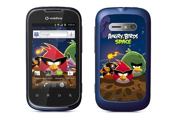Vodafone Smart II Angry-Birds