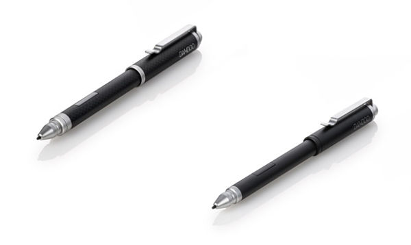 Wacom Bamboo Stylus feel tablets