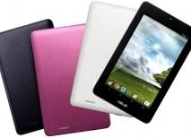 ASUS MeMO Pad tablet