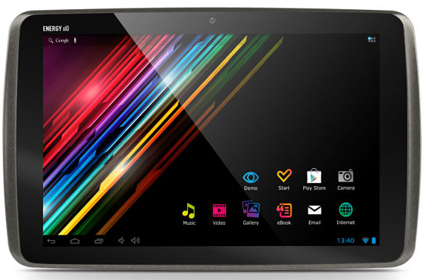 Energy Tablet x10 Dual
