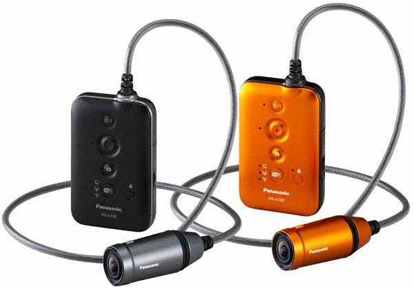 Panasonic HX-A100 videocamara