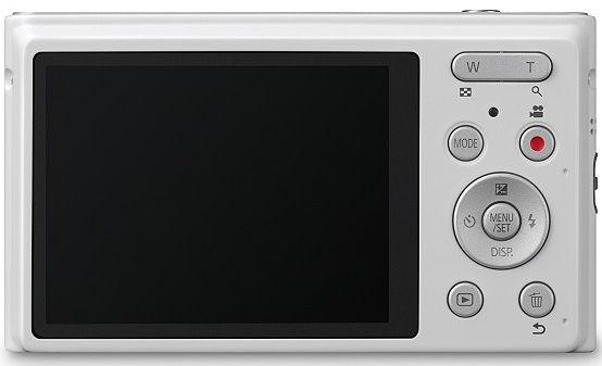 Panasonic XS1 pantalla