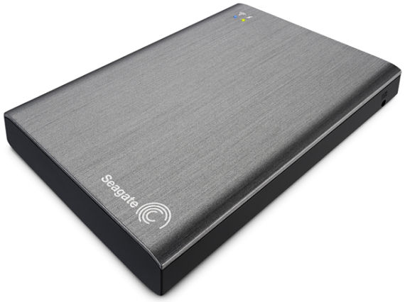Seagate Wireless Plus disco duro